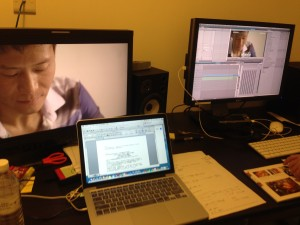 Post production on Battle for Brocade